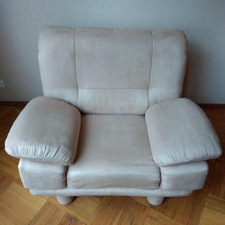 czyszczenie foteli warszawa