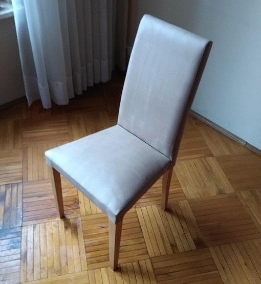 czyszczenie krzesel cennik