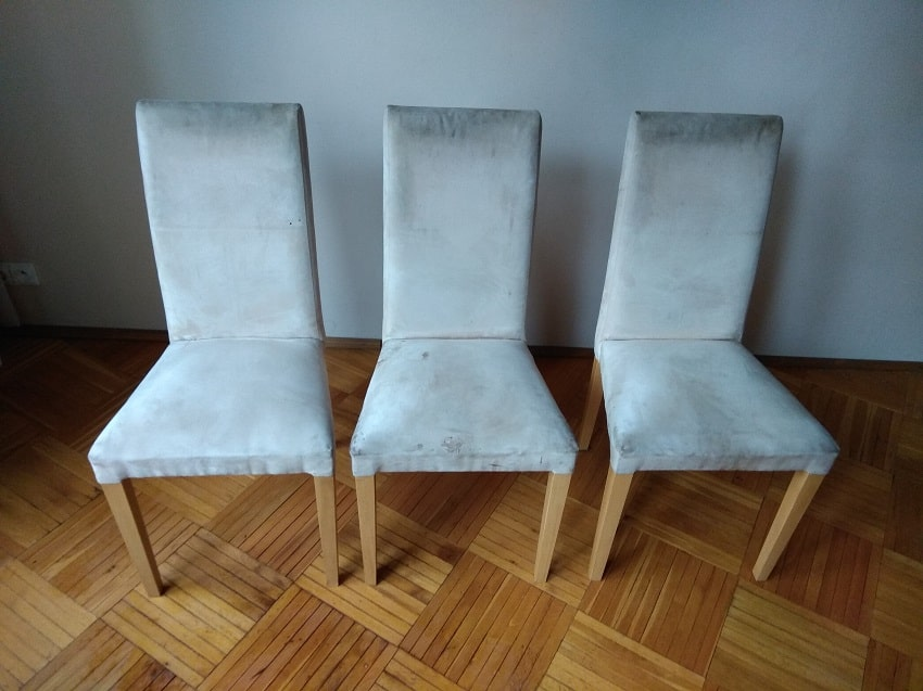 pranie krzesła warszawa