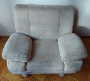 czyszczenie sofy