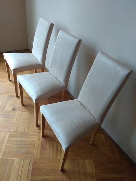 pranie krzeseł warszawa